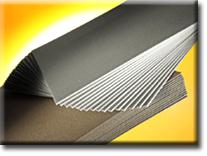 Grey Chip Board