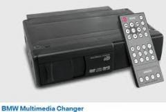 BMW DVD Changer