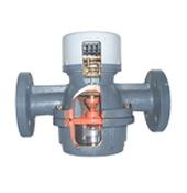 Piston Type Oil Flow Meter, DYO