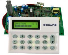 Security Alarm System, Secura