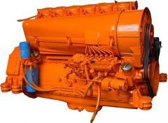 Detuz F6L 413 Generator Set
