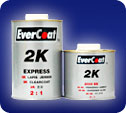 Evercoat 2:1 Express Clearcoat