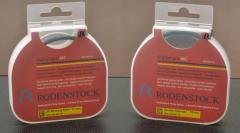 UV blocking filters and circular polarizers