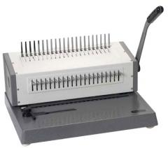 Plastic Comb Binding Machine, MOA HP-2088