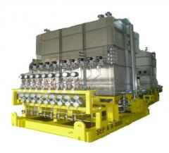 Chemical Injection Skid System