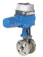 Neles finetrol control valve