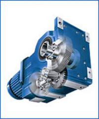 Bevel Geared Motors