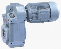 Parallel Helical Geared Motor