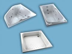 Corner/Long/Shower Bath