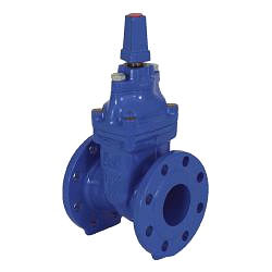 Series 21/00 Avk Wedge Gate Valve, Pn10/16