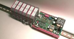 Analog Capture Board Remote Monitoring Unit for Corrosion Prevention System