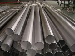 Welded round tubes