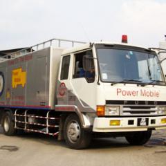 Truck Mounted Generators