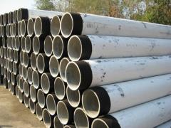 Mild Steel Cement Lining Pipes