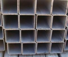 Square Hollow Section ASTM A500 - 74a, JIS G3444 STKR