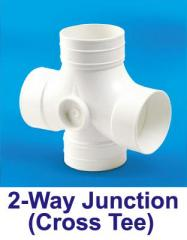 UPVC Soil, Waste and Ventilating (S.W.V) Fittings