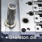 Skeleton Die