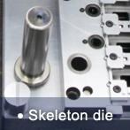 Skeleton Die