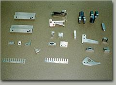Precision Manufactured Parts