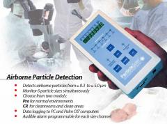 Advanced Arborne Particle Detection Scanner