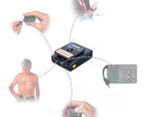 ECG Event Monitoring with Del Mar Reynolds