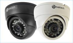"""BT-328 1/3"""" Sony IR Dome Camera"""