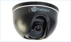 "BT-221DN 1/3"" Sharp Dome Camera"