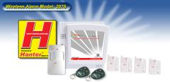 Hanter Wireless Alarm System - HM 2078