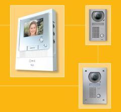 Audio Entry Security Intercom