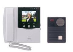 Audio & Video Entry Security Intercom