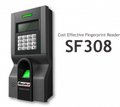 SF308 is an elegant Fingerprint Access Control