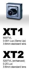 High Resolution Miniature Compact Color Camera