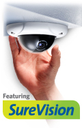 Sarix Network Cameras with SureVision