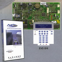 Alarm Control Panels for Large Homes &