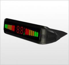 Displays for Parking Sensors