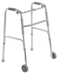 Adjustable Folding Walking Frame, WKF/0610-CH