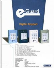 Castle E Guard EG100v2 Door Access System