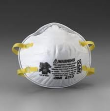Face mask 3M 8210