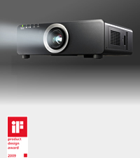 Panasonic LCD Model PT-D6000ES Projector