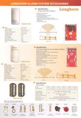 Ling Horn Alarm System