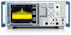 Spectrum analyzer r&s®fsu