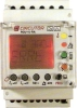 Automatic self reclosing earth leakage relay with