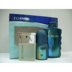 Perfume Set, Forum