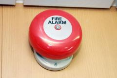 Automatic Fire Detection And Alarm System