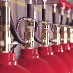 Automatic Co2 Extinguisher System
