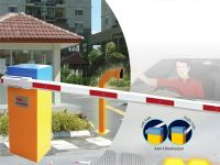 MAG BR500 series Intelligent vehicle barrier gate.