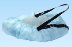 Loop-Wear* ESD Shoe Cover