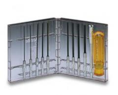 Allen Hex Type Screwdriver Set – Inch Size