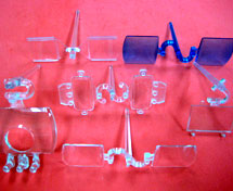 Transparent Moulded Parts