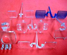 Transparent Moulded Parts